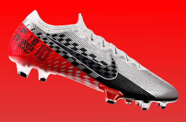 Nike Unleash Wavey Neymar Jr. Mercurial Vapor 'Speed Freak' Boot