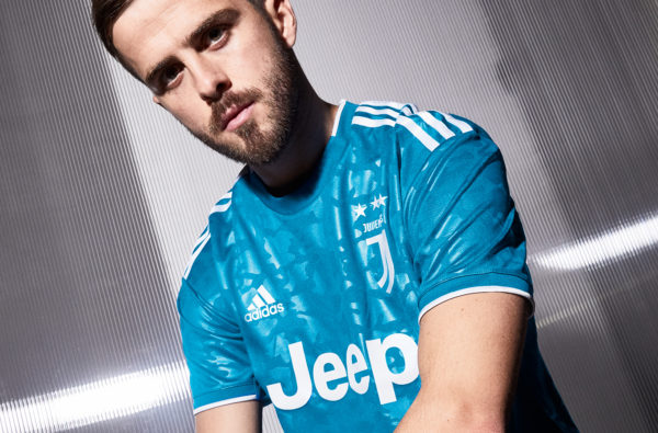 adidas Unveil Drippy Juventus Third Shirt for 2019/20 Season