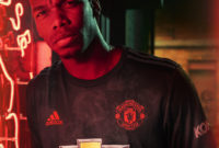 adidas Salute 110 Years of Manchester United History with Wavey Rose Graphic Third Kit for 2019/20