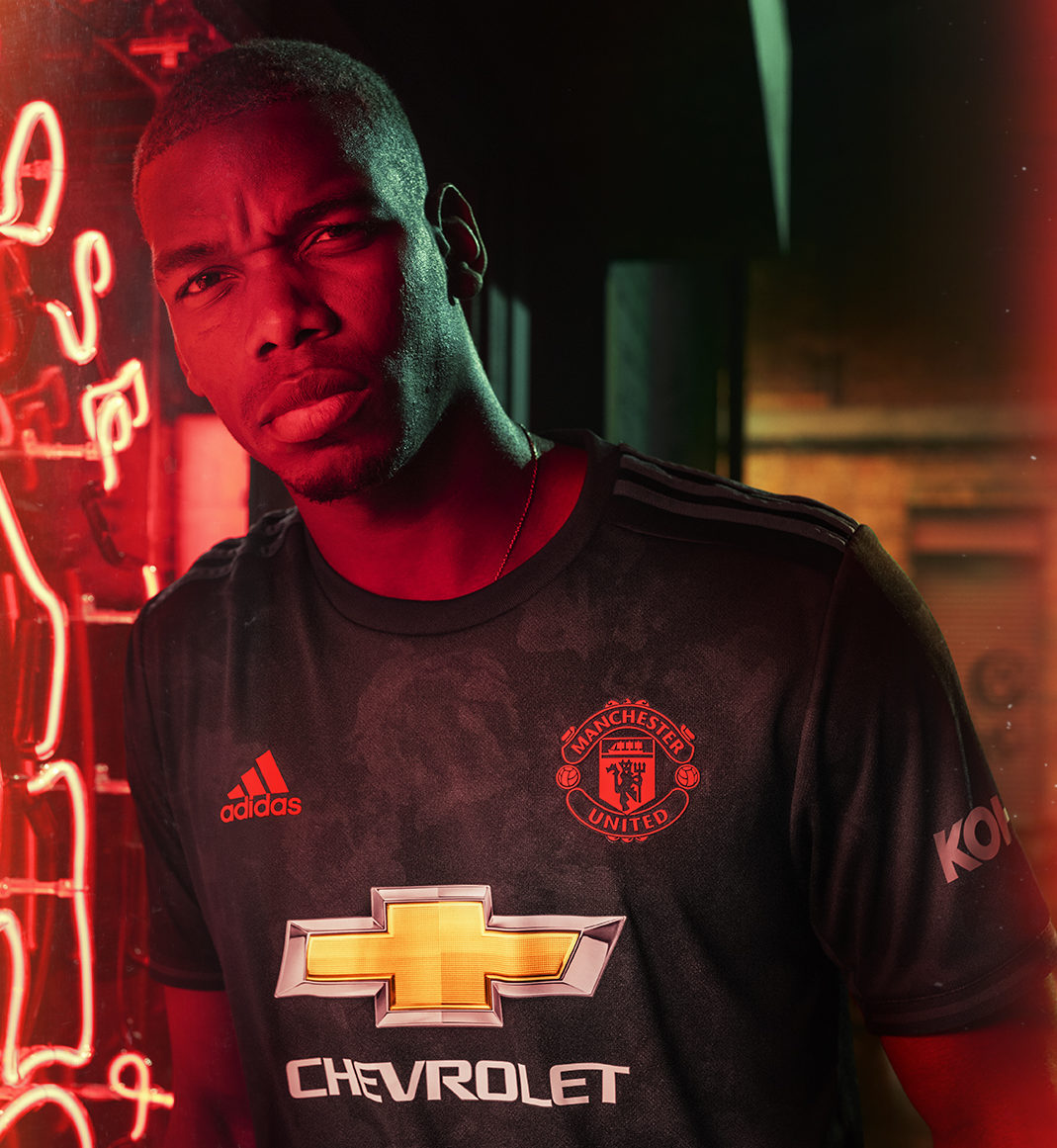the latest ddf5d cdc40 adidas Salute 110 Years of Manchester United History with ...