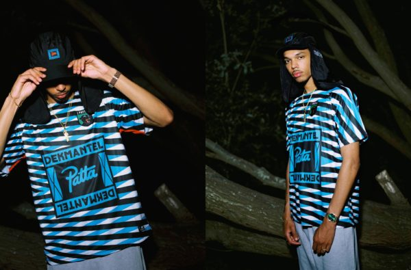 Patta Bring Streetwear to the Pitch in Wavey New Jersey Collab with Dekmantel