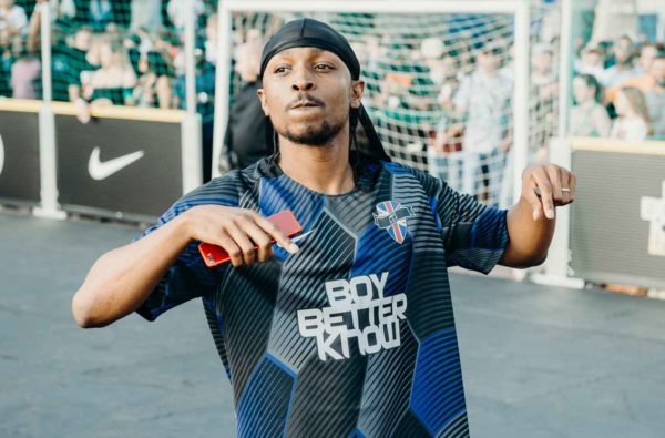 Boy Better Know's Nike Football Jerseys Are Being Sold to Raise Money for Charity