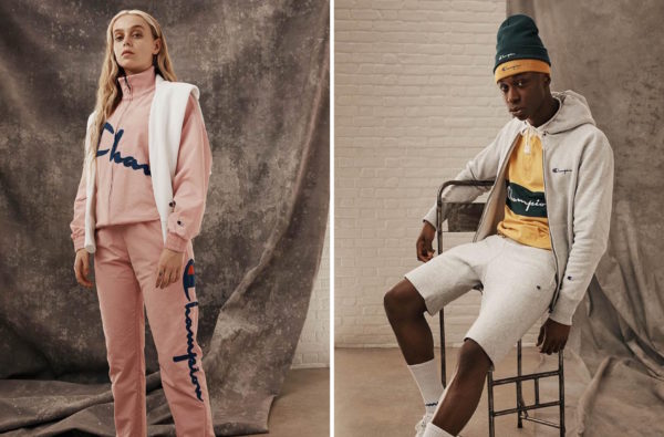 Hit the Streets with Champion's Reverse Weave FW19 Collection