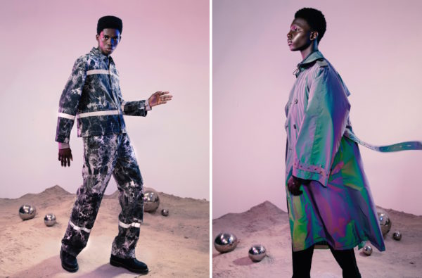 Daily Paper Look to the Future In the Brand's A/W 19 Collection