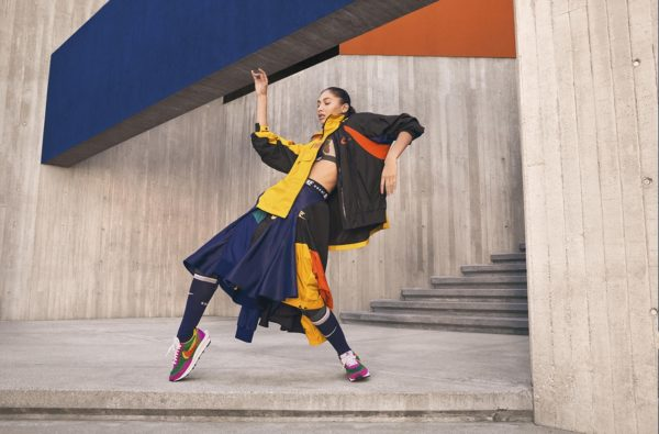 sacai and Nike Unveil Extended Apparel Collection Featuring Fresh Blazer and LDWaffle Models