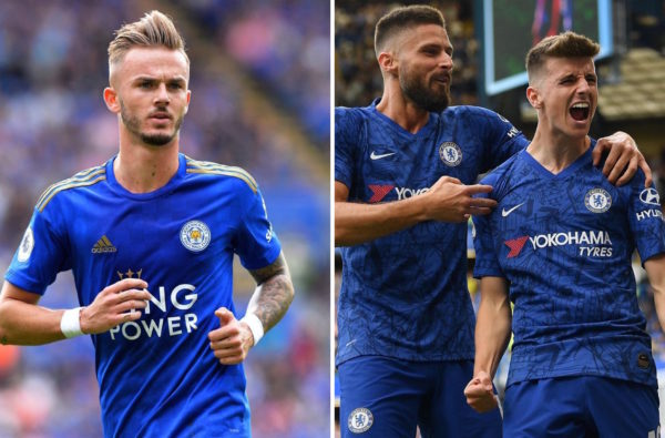 James Maddison and Mason Mount Look Set to be Called Up into Senior England Squad