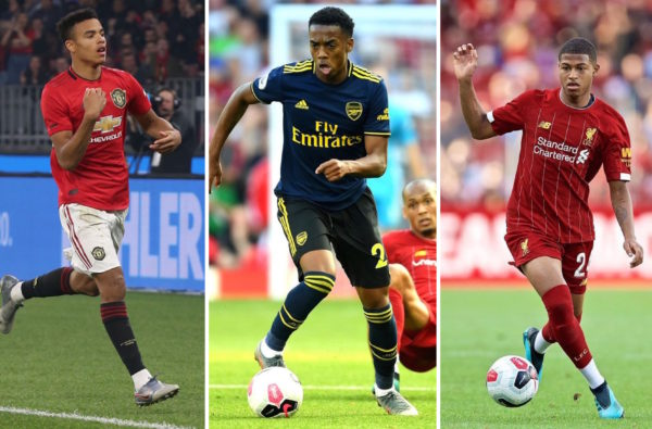 England U21s Give Debut Call-Ups to Mason Greenwood, Joe Willock, Rhian Brewster and More