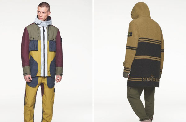 Flex Technical with the Stone Island AW19 Lookbook