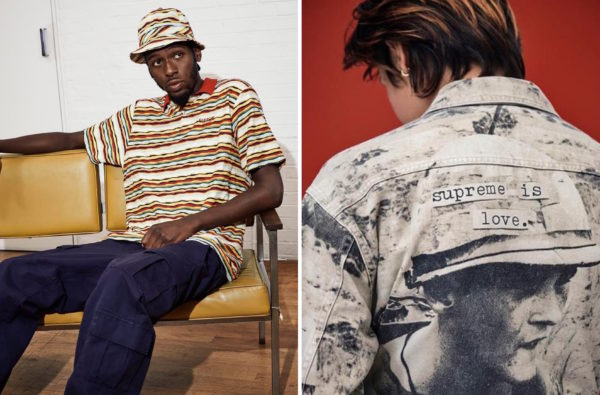 Keep Your Finger on the Trigger as Supreme Preview the FW19 Collection