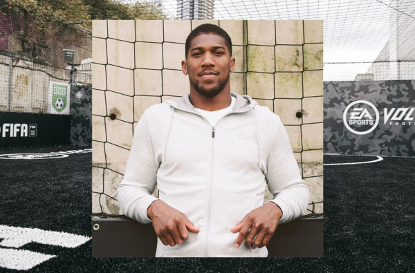 """Kicking Ball Still Makes Me Feel a Type of Way"": Anthony Joshua Talks FIFA 20, Street Football and His Alternate Reality as a Pro Baller"