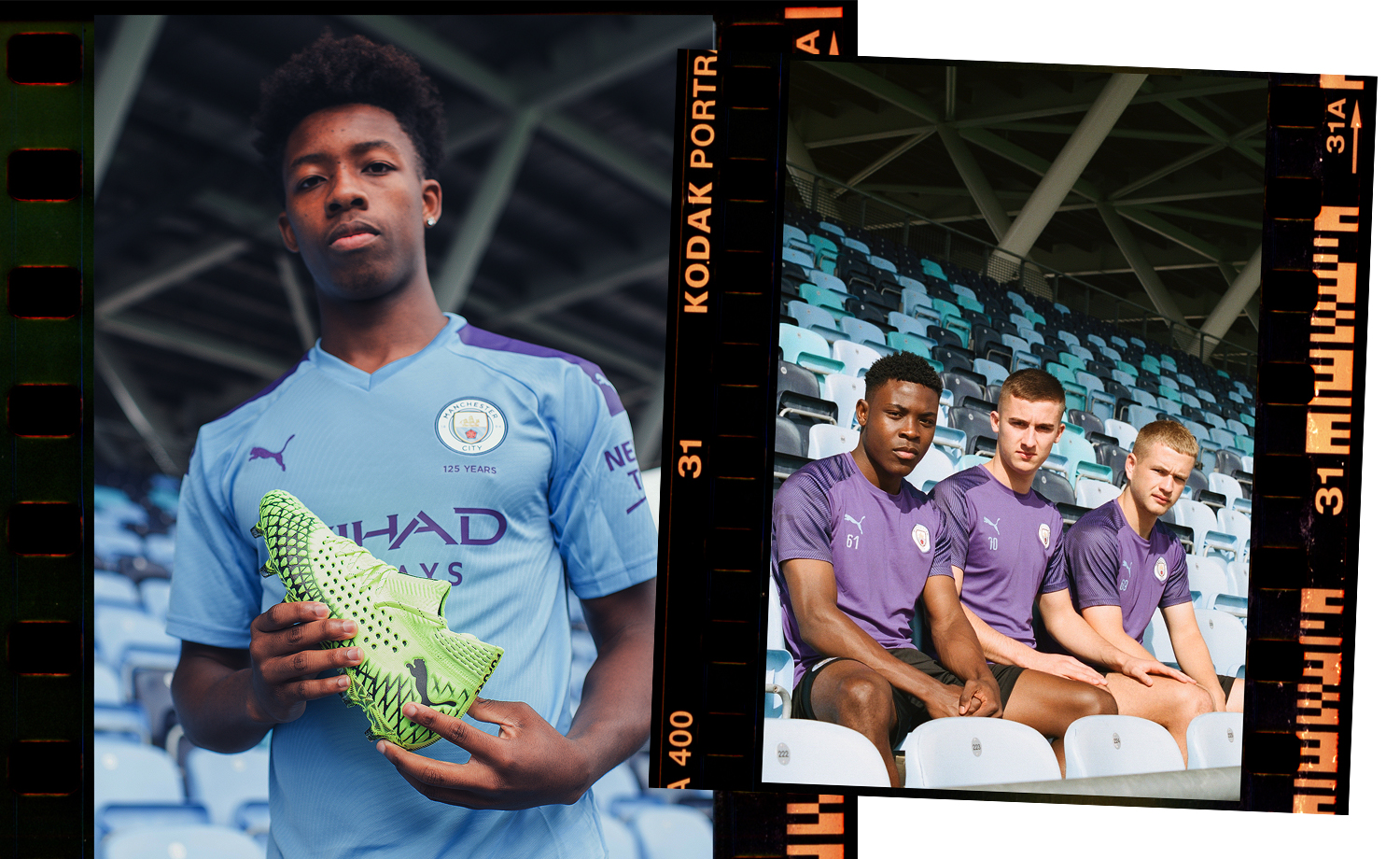 Play Without Limits: Meet the Young Ballers Tipped for Takeover at Manchester City