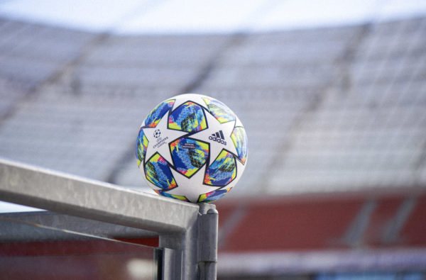 adidas Unveil the Official Match Ball for the Champions League Group Stage