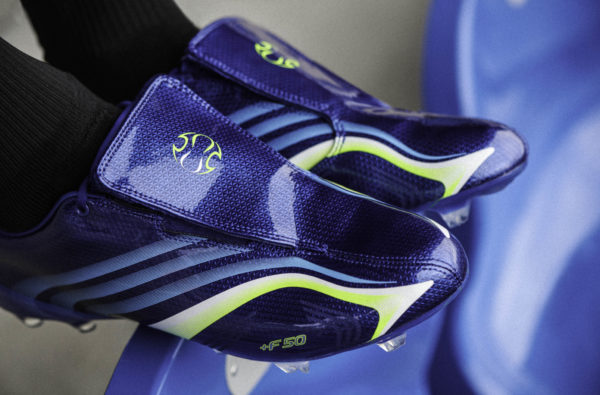 adidas Drop Nostalgic +F50-Inspired X 506+ Tunit Football Boot