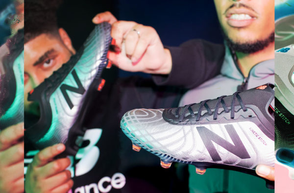 New Balance Link Up with Big Zuu and Eyez To Launch 'Pitch Control' Tekela V2 Boot