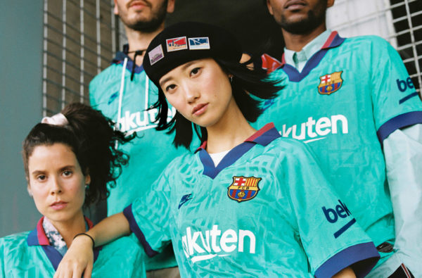 Nike Bless Barcelona With a Wavey Aquamarine Third Kit for 2019/20