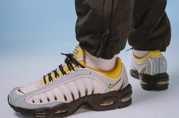 Party Like It's 1999: Sneakersnstuff Exclusive Nike Air Max Tailwind IV 20th Anniversary