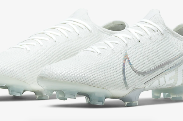 Nike Launch Iced-Out 'Nuovo White' Boot Pack