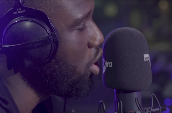Headie One Drops Off a Cold 'Voice Of The Streets' Freestyle for Kenny Allstar