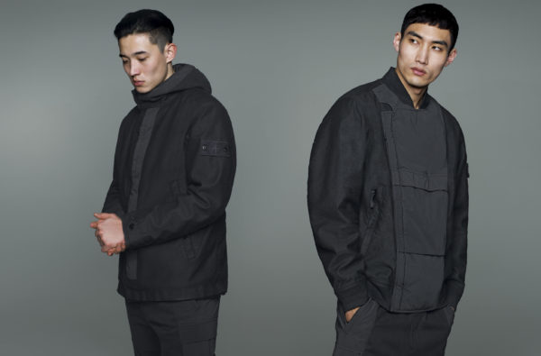 Flex Lowkey with Stone Island's AW19 Ghost Pieces