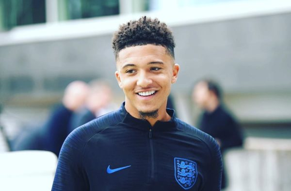 Jadon Sancho Fears Players Will Question Why They Play Football if Racism Continues