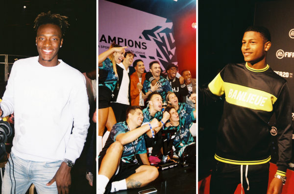 Young Ballers and MCs Turned Out In Force for FIFA 20's Global Launch Party