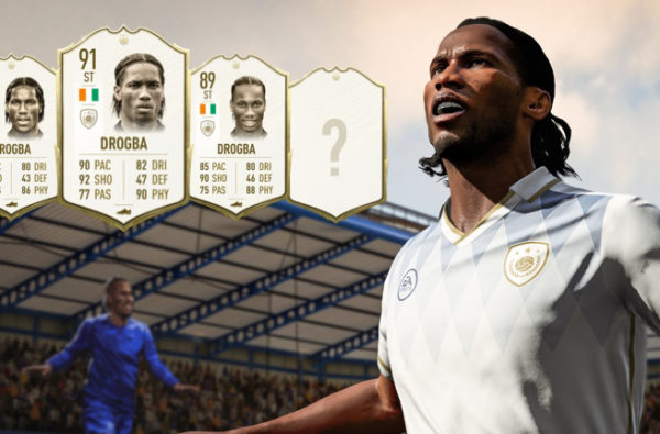 EA SPORTS Unveil The FUT 20 ICON Ratings Cards Featuring Zidane, Pep Guardiola, Didier Drogba and More