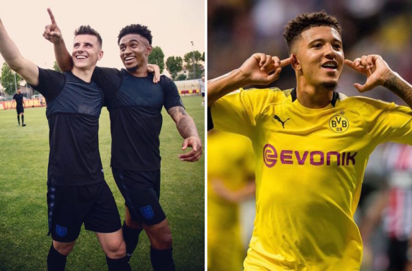 Reiss Nelson, Jadon Sancho and Mason Mount Make the New 40-Man Shortlist for Golden Boy 2019
