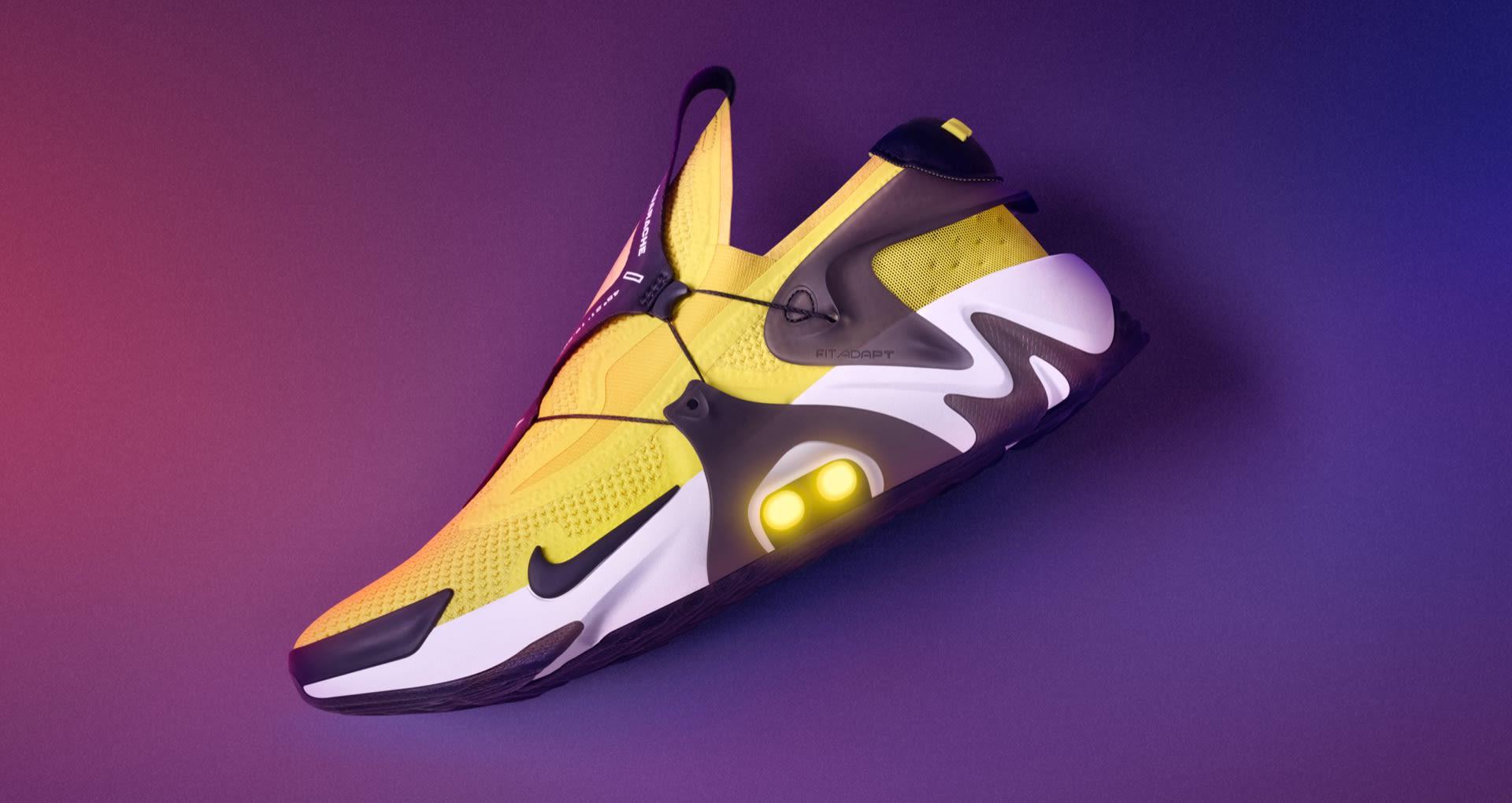 The Future-Fitted Nike Adapt Huarache