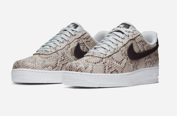 Nike Refits the Air Force 1 with Some Serious Steeze for Fall