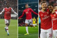 Bukayo Saka, Joe Willock and Mason Greenwood Lit Up the Europa League's Opening Fixtures
