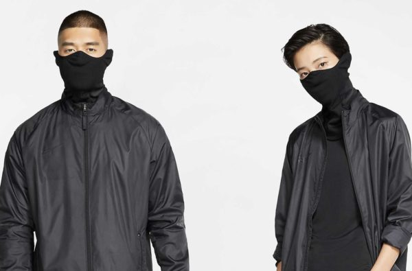 Nike Launch Murdered-Out VaporKnit Strike Snood for Winter