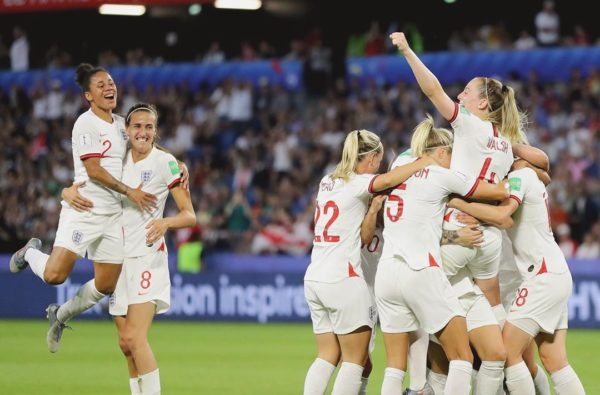 The Lionesses Will Break the All-Time Attendance Record for Women's Football in Their Friendly Against Germany Next Month