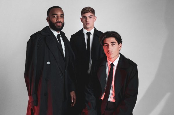 Arsenal Link Up with 424 as Official Club Partner and Unveil Fire Formal Wear Collection
