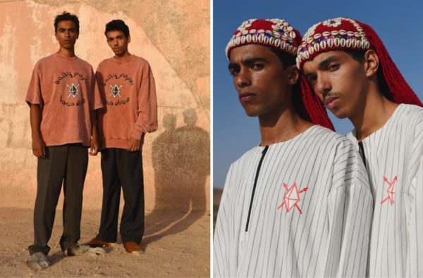 "Daily Paper x Loco Dice Flex Worldwide with ""Souks of Maghreb"" Collection"