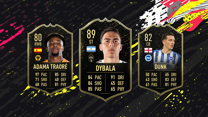 Adama Traore Receives A Game Breaking Card In Fifa 20 S Latest Totw