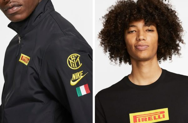Nike Celebrate Iconic Pirelli Partnership with New Racing-Inspired Capsule Collection