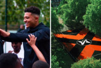 Jadon Sancho and Nike Have Built a New Pitch in South London to Create a New Generation of Young Ballers