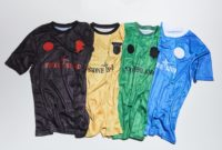 Soho Warriors are Auctioning Off Stone Island Football Shirts from The Chinatown Invitational