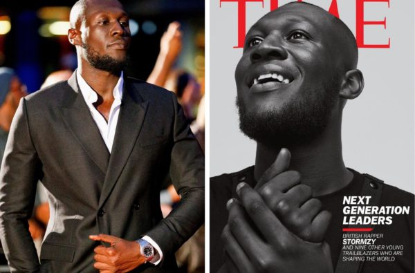 Stormzy is the New Cover Star for Time Magazine