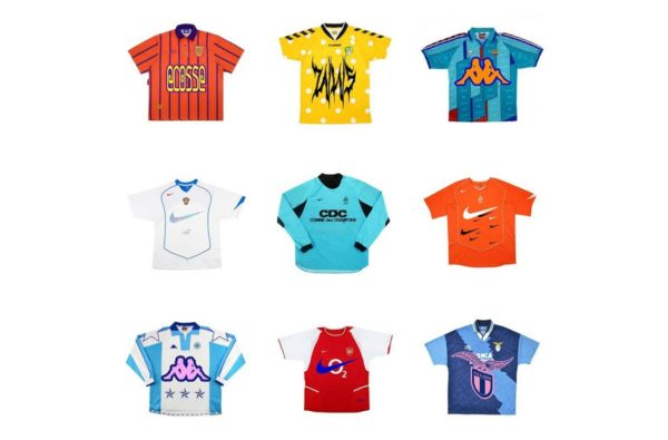 Studio Golden Cabane Unleashes Another Cold Drop of Reimagined Football Jerseys