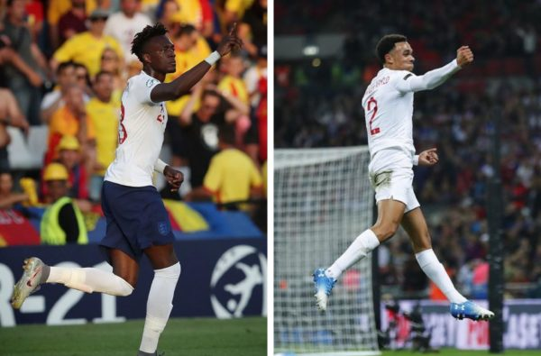 Tammy Abraham and Trent Alexander-Arnold Say England Players are Ready to Walk Off If Subject to Racist Abuse