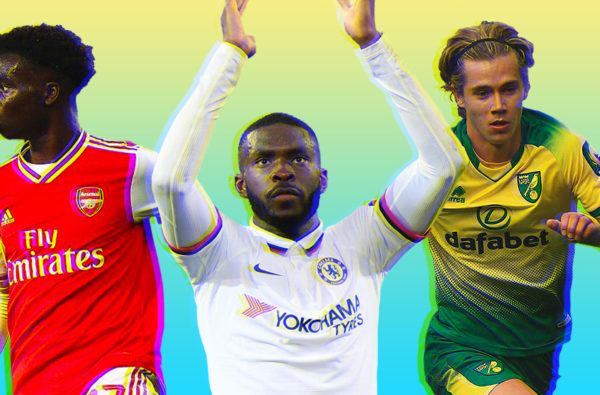 10 Young Premier League Ballers Lighting up the Game so Far This Season
