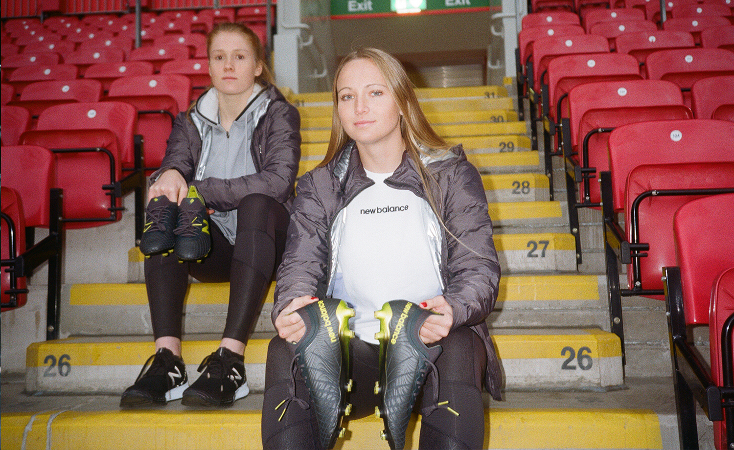 """This Is What You Dream About"": Amy Rodgers and Jemma Purfield Are the Young Ballers Taking the Women's Game to New Levels for Liverpool"