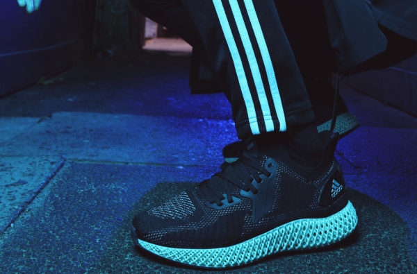 adidas Light Up Their 4D Range with New Reflective Running Shoe
