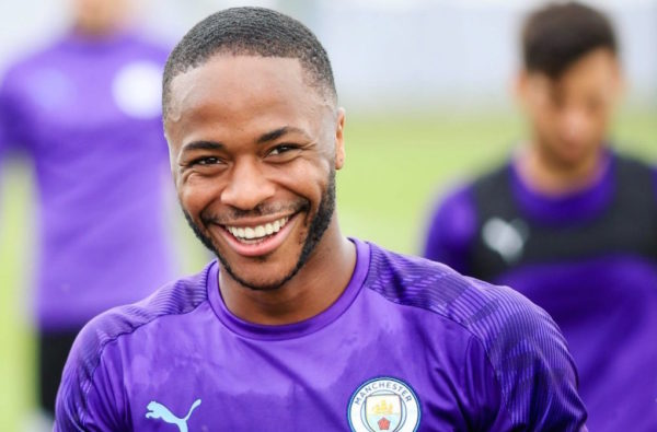 Raheem Sterling Nominated for BBC Sports Personality of the Year