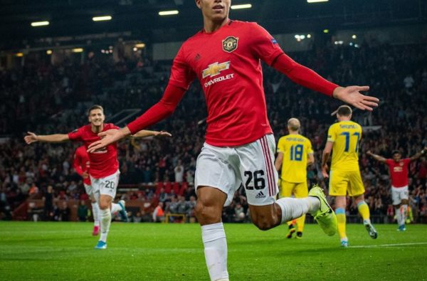 Mason Greenwood Scores First Premier League Goal to Become Division's Youngest Goalscorer This Season