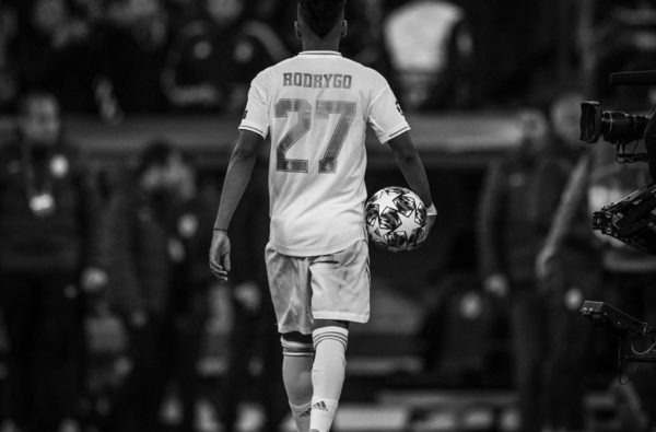 Rodrygo Becomes Youngest Player to Score a Perfect Hat-Trick in the Champions League