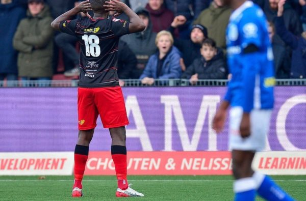 Footballers in The Netherlands Top Two Divisions Are Protesting Against Racism by Refusing to Play