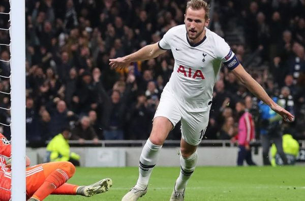 Harry Kane Becomes Fastest Player in History to Reach 20 Champions League Goals