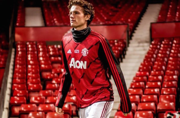 19-Year-Old Max Taylor Just Received His First Man United Call-Up After Overcoming Cancer
